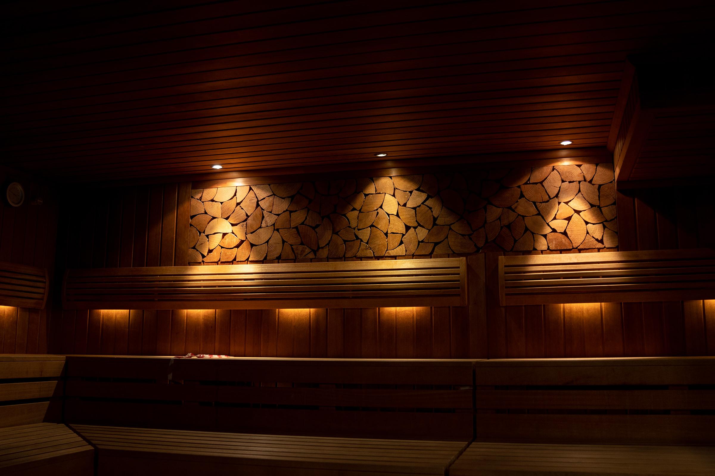 Sauna im Sportpark Nord Nürnberg
